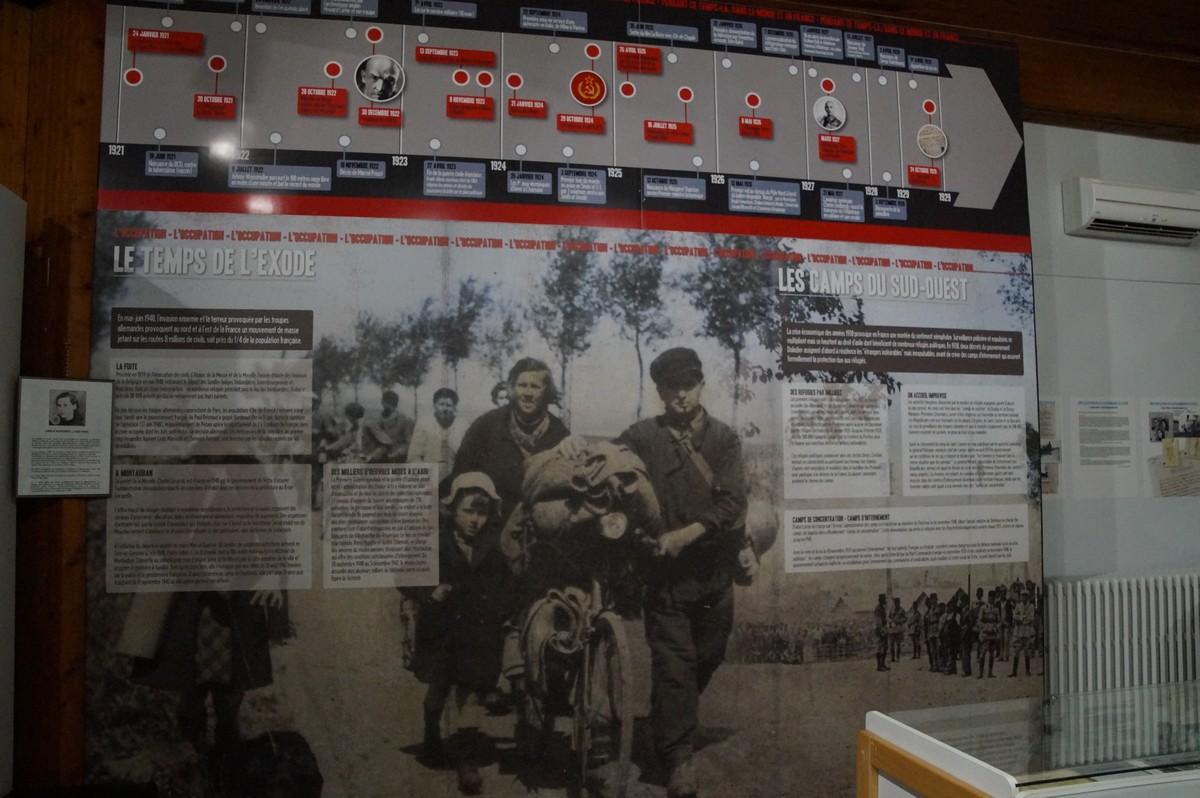 [ Histoire et histoires ] Musée de la résistance et du combattant à Montauban 916927DSC07520