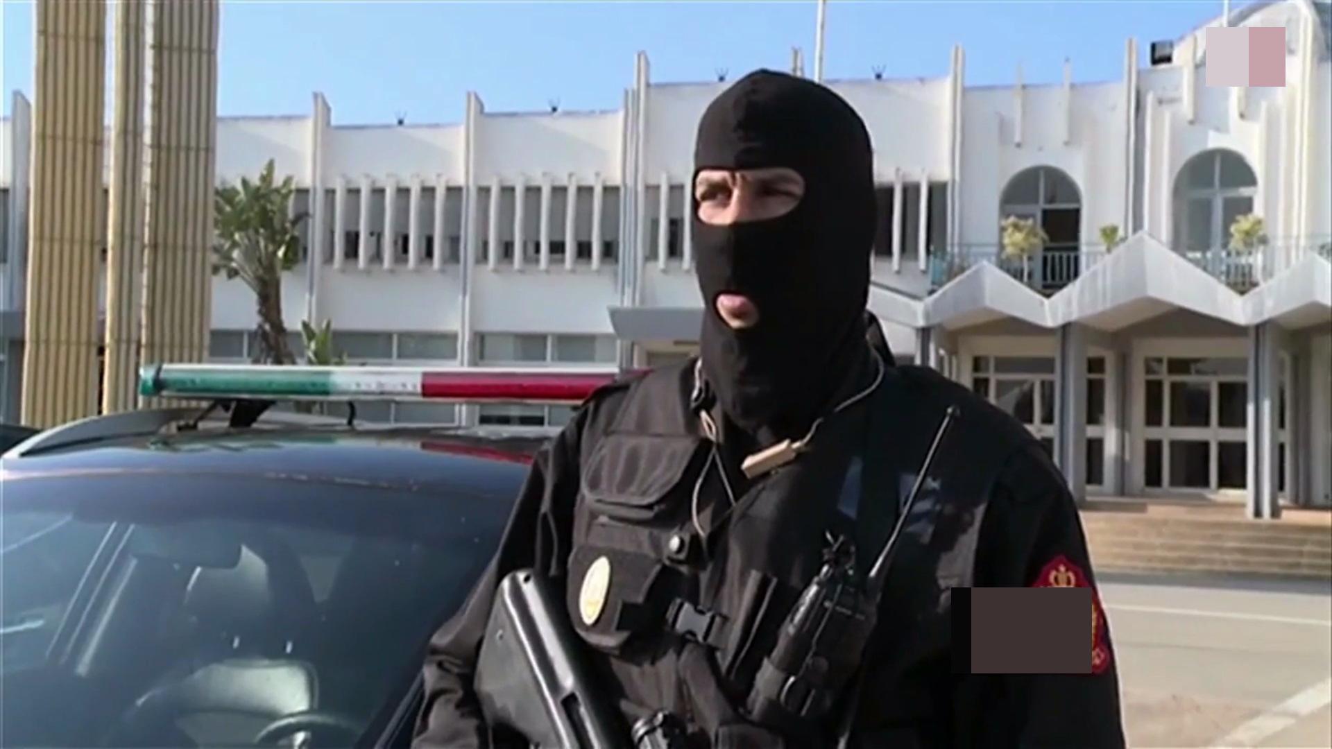 Moroccan Special Forces/Forces spéciales marocaines  :Videos et Photos : BCIJ, Gendarmerie Royale ,  - Page 9 917228514