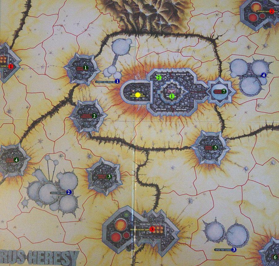 [Horus Heresy] Fanfiction : La Bataille de Terra (Projet et discussions) 917721terra