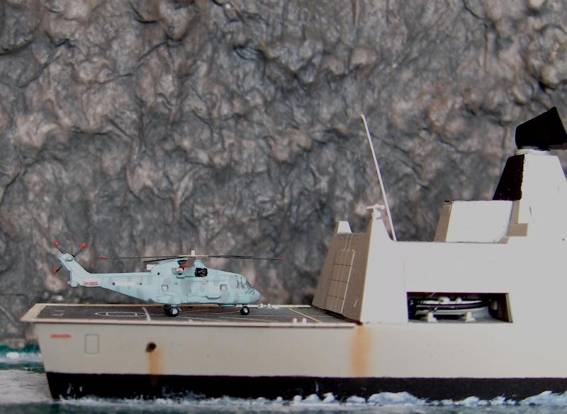 HMS Dragon type 45 batch2 1/700 919104HPIM2501