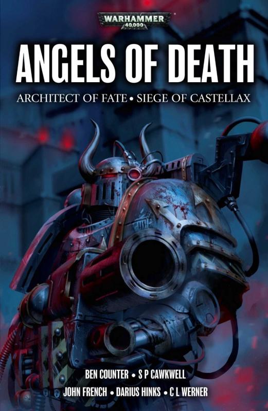 [Space Marine Battles] Angels of Death - Omnibus 91948981bz1xpi7LSL1500