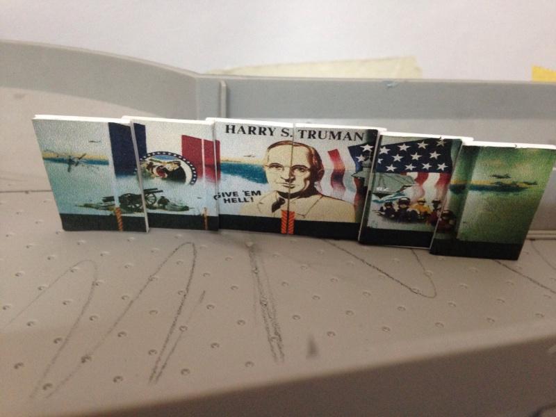 CVN 75 Truman 1/350 Trumpeter - Page 3 919933image879