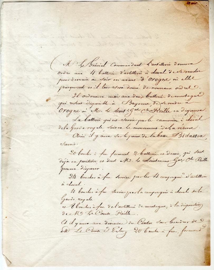 la campagne de 1814 : Sud Ouest de la France 920430scan27