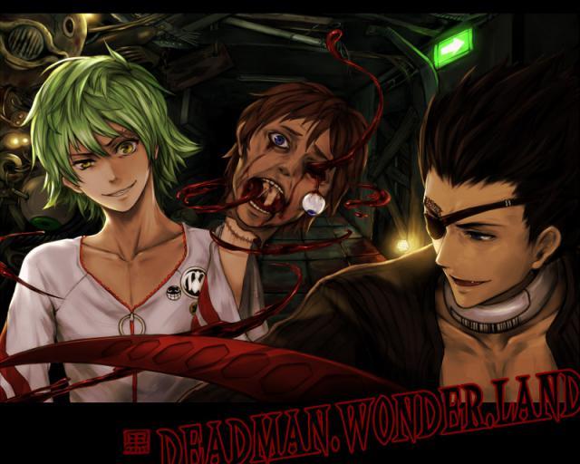 Deadman Wonderland 921036625447