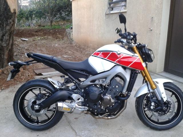 Photos de toutes les Yamaha MT-09 du forum ! :) 921090YDidou11