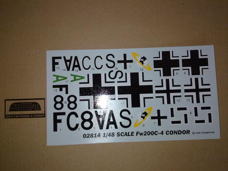 """FW200C-4 """"Condor"""" 921160221020111714"""