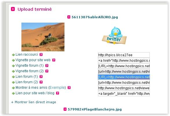 Comment insérer des images dans vos posts 923277ScreenShot004