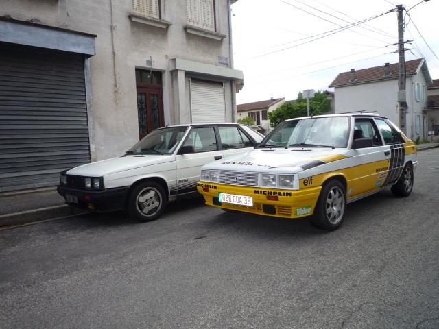 ma passion, la 5 turbo, les renault sport! 924355P1000808