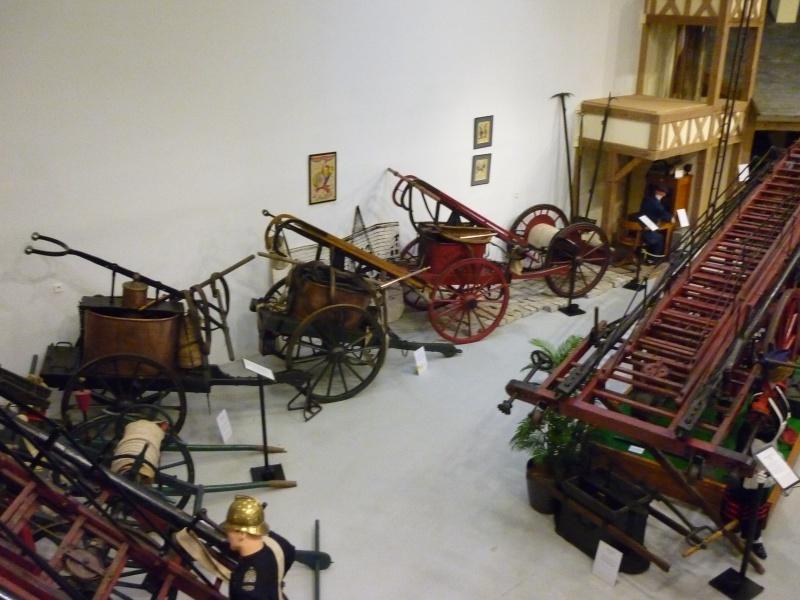 Musée des pompiers de MONTVILLE (76) 925105AGLICORNEROUEN2011059