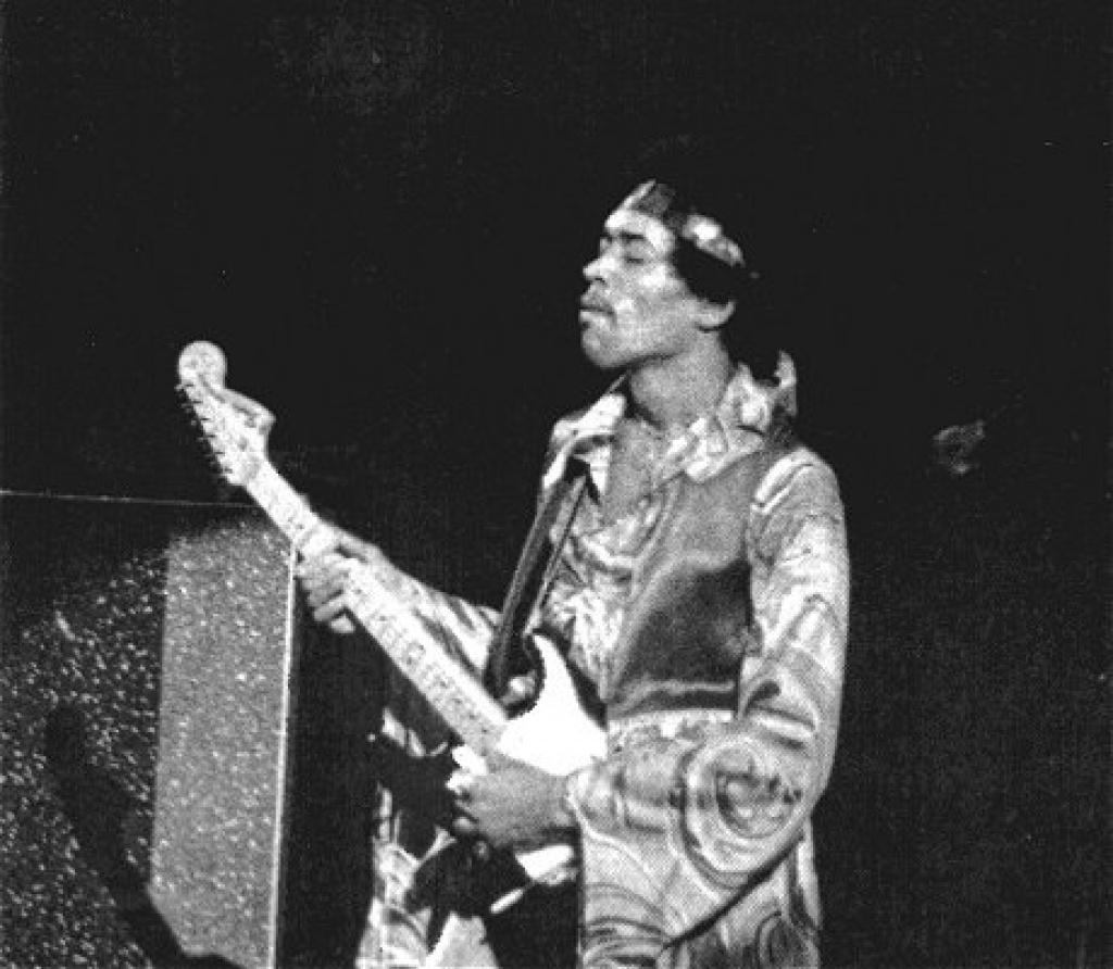 New York (Fillmore East) : 1er janvier 1970 [Second concert]  925658zzimage18