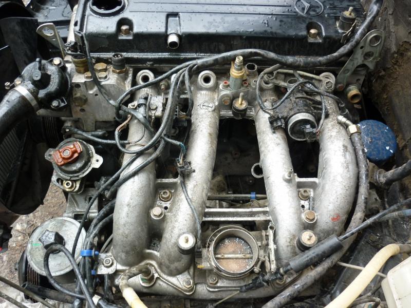Mercedes 190 1.8 BVA, mon nouveau dailly - Page 6 926161P1010705