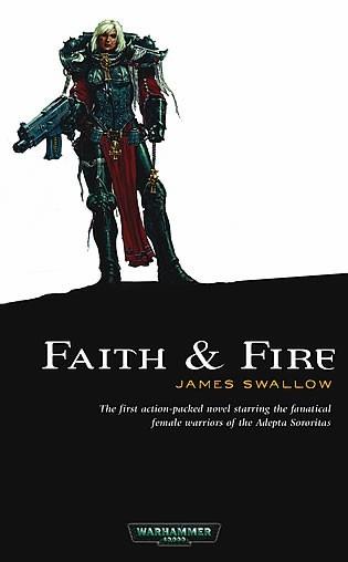 Faith and Fire / Hammer & Anvil de James Swallow 926829FaithandFire