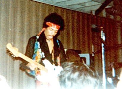 Norman (Field House, University Of Oklahoma) : 8 mai 1970 [Second concert]  9268631970050801OklahomaUSA