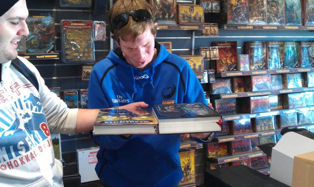 Le Livre de Règles de Warhammer 40,000 - V6 (Topic officiel) 927642collectorC
