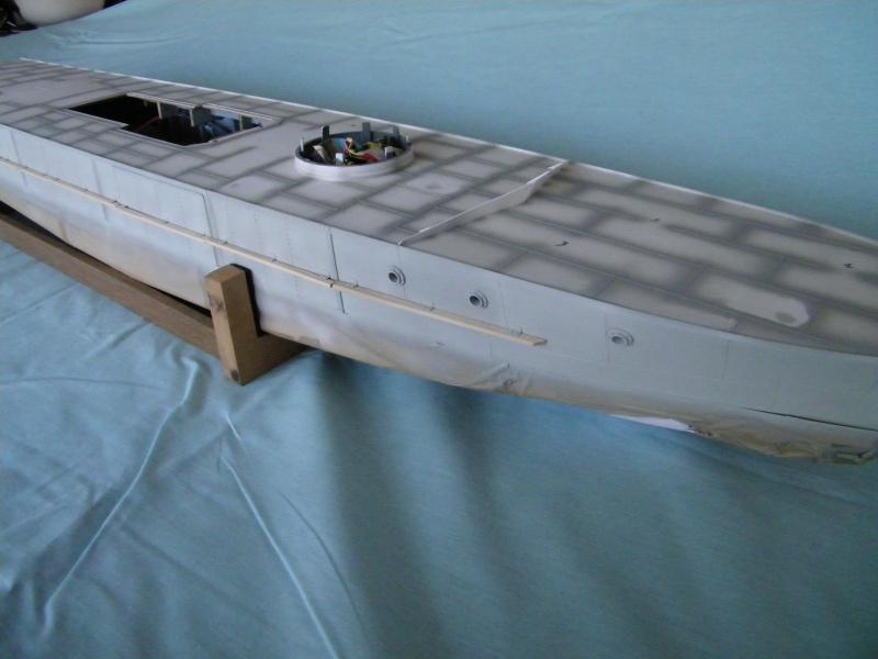 Russian gunboat Bk 1124 au 1/20e sur plan  - Page 5 9284101004322