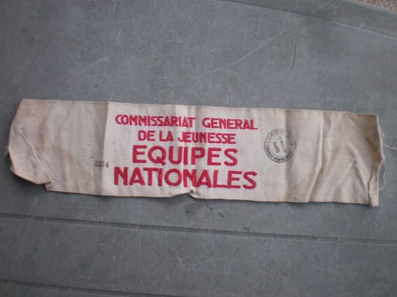 Les Equipes Nationales du Régime de Vichy 929036P5300892