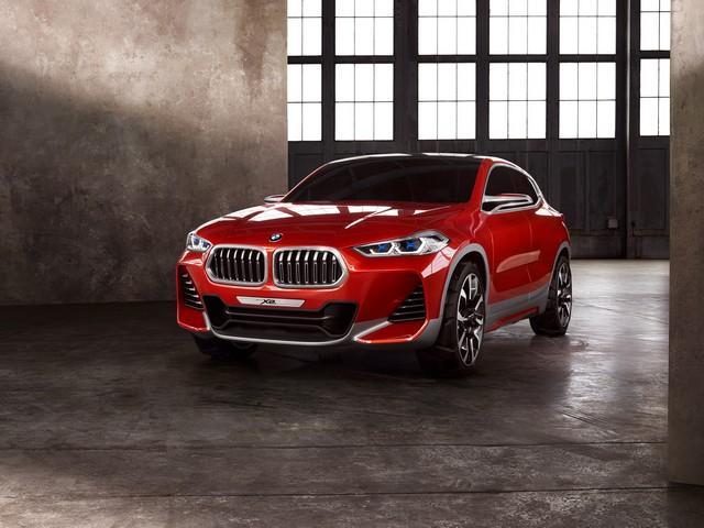 BMW Group au salon de Detroit NAIAS 2017 929095P90232966highResbmwconceptx20920