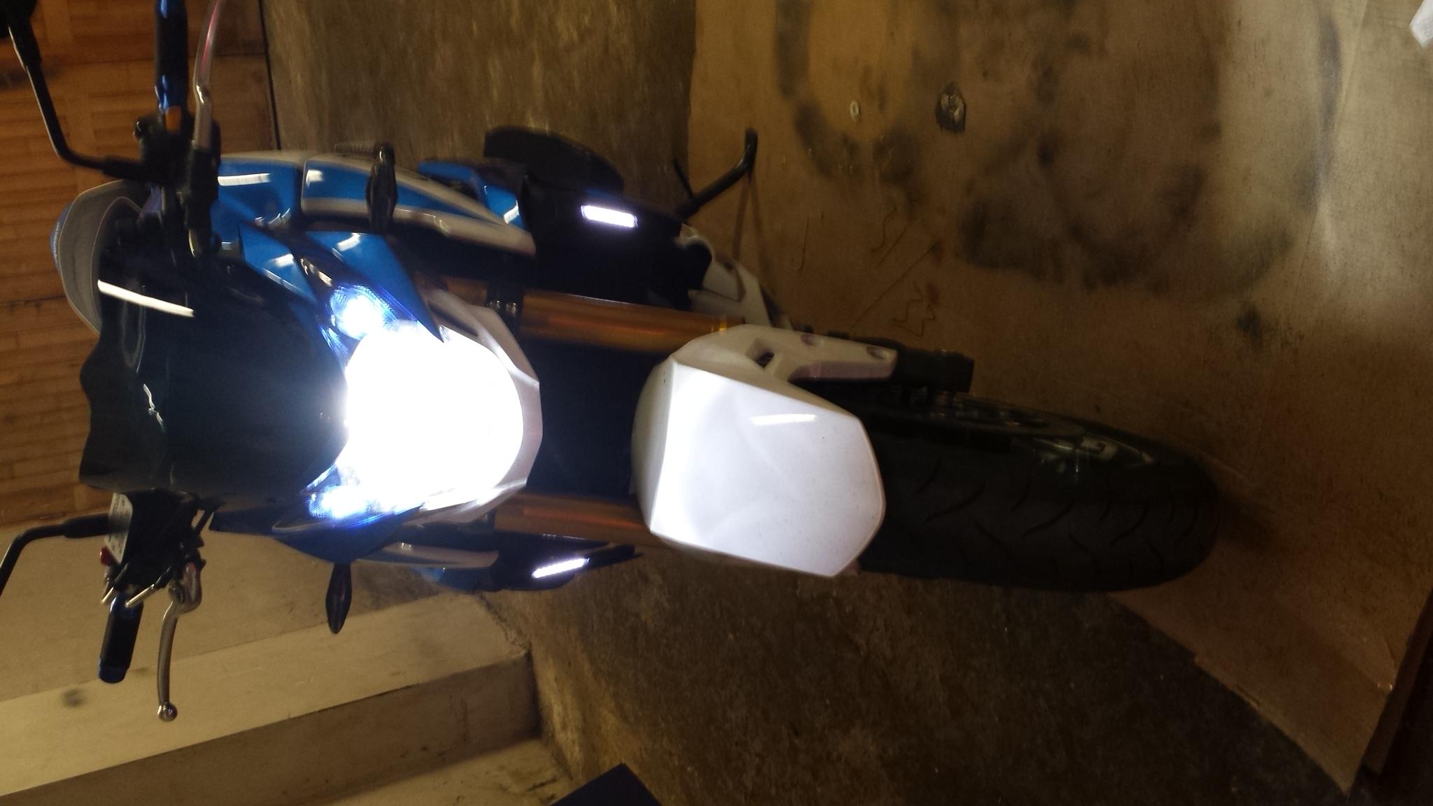 Feux H4 à LED ventilée 929544led