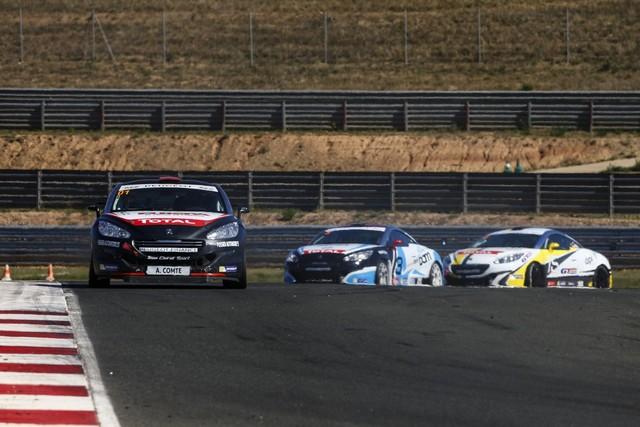 RCZ Racing Cup : Comte Retrouve La Première Place En Espagne ! 9301405608098c12251