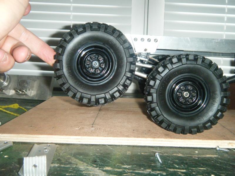 Mack 6x4 Monster Energy (FINI en attente d'un arceau) 930200DSCF2549