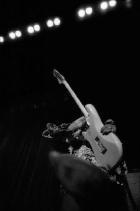 Washington (Hilton Hotel) : 10 mars 1968 [Premier concert] 9308031968100302