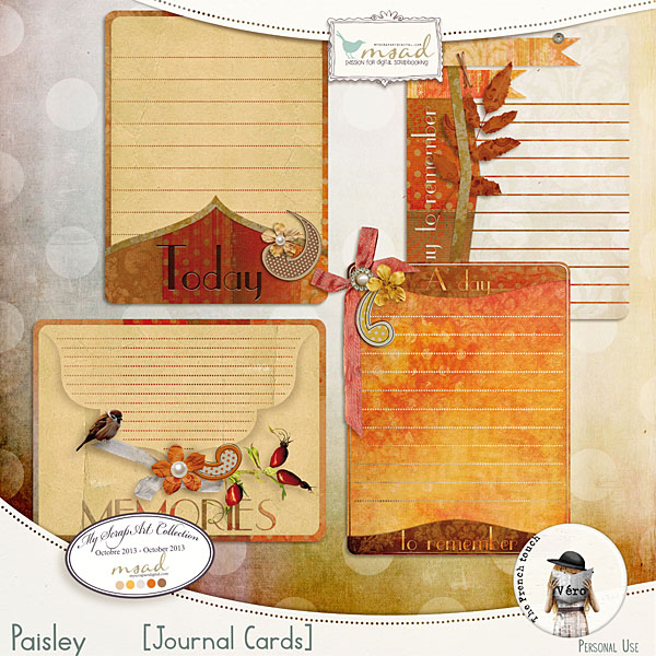 Véro - MAJ 02/03/17 - Spring has sprung ...  - $1 per pack  - Page 7 931054VeroPaiselyjcpv
