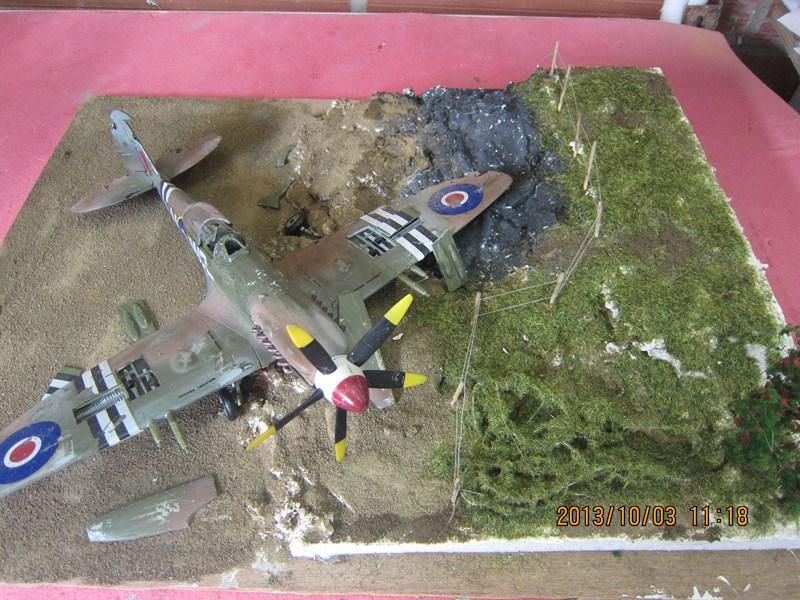 Spitfire-22  au 32 de Matchbox 931433IMG1297Copier