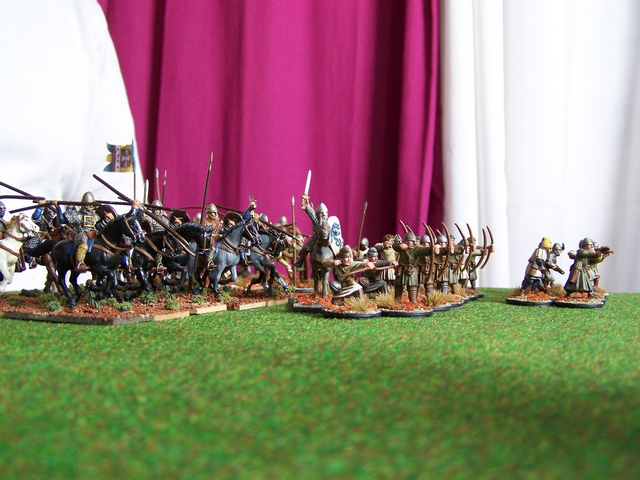 Danois, Saxons et Normands 9324471007620