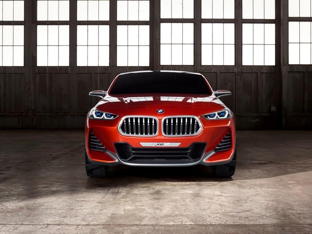 BMW Group au salon de Detroit NAIAS 2017 932636P90232962highResbmwconceptx20920