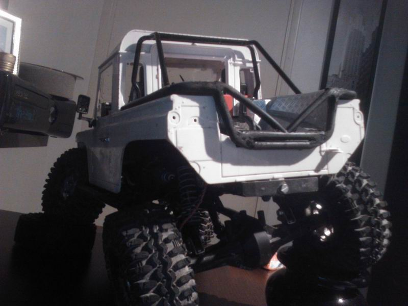 [ SCX10 Axial ]  Jeep'eu rien turn away ! Short chassis and Timber Style ! - Page 3 933886ResizeofWP001137