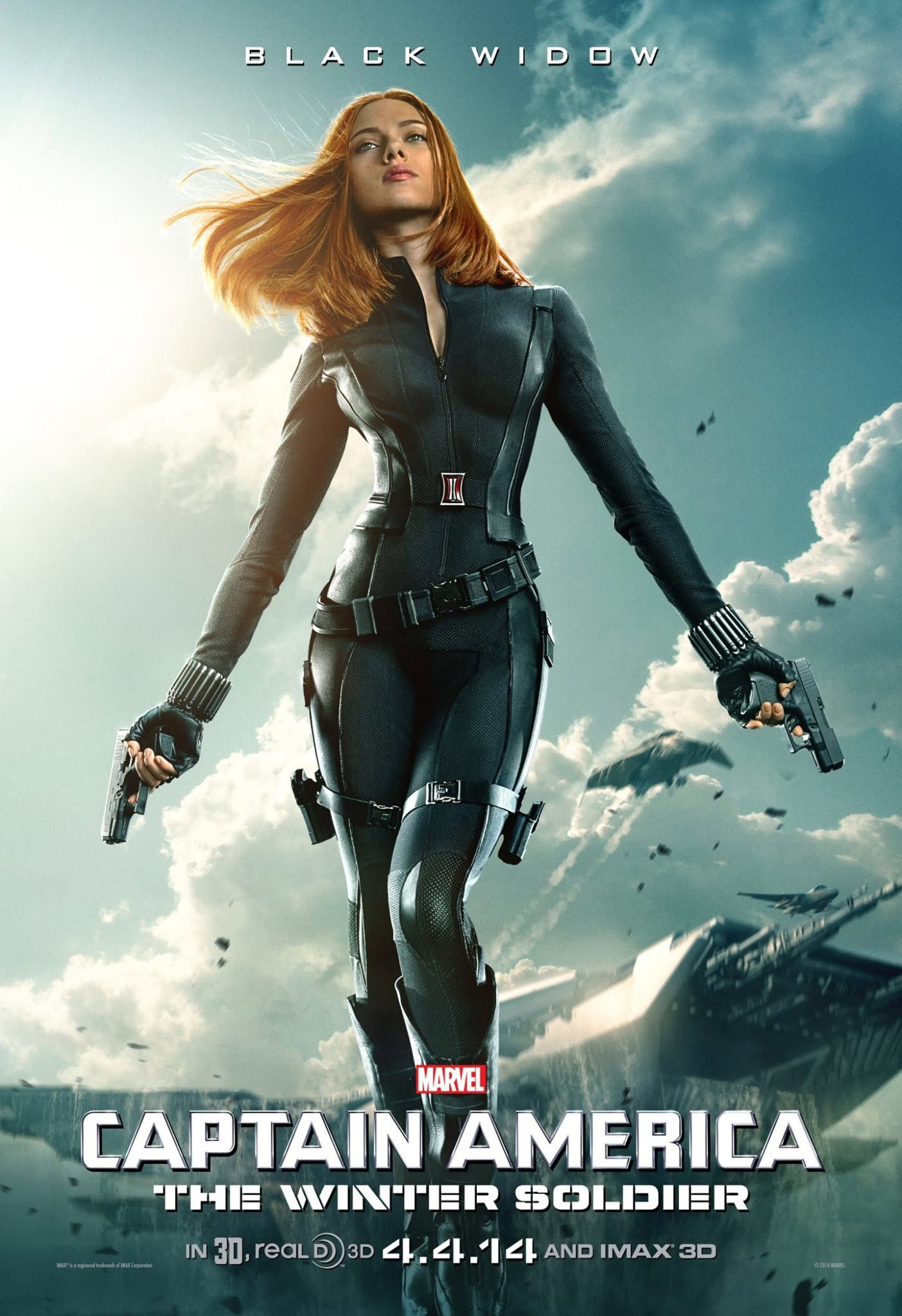 Captain America : The Winter Soldier 934033Posters20