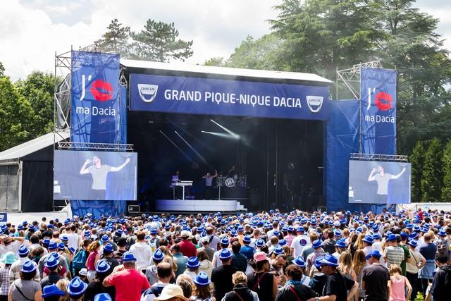 4 000 000 de Dacia dans le monde célébrées au Grand Pique-Nique Dacia 2016 9340658001216