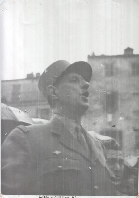 Le Bataillon de Choc 1943/1963. Photos. 934381degaulleacorte