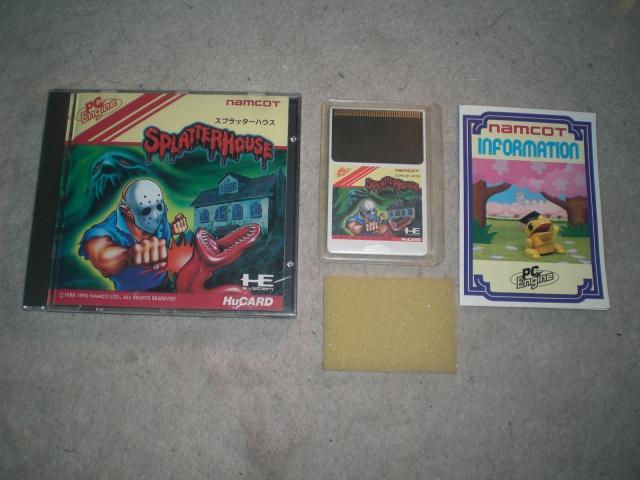 [ACH] Jeux Saturn, PSP, PS1, PCE, NGC, MS, DC, Mega CD, PC, Everdrive N64 et Snes - Page 2 934599CIMG6945
