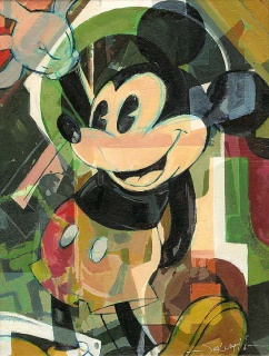 [Collection] Disney Fine Art de Collectors Editions (artworks) 935019High20Five20145x11