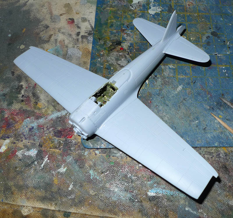 [Chrono Août 2013] Airfix - Zero A6M2b à Bougainville. 935782Zero19