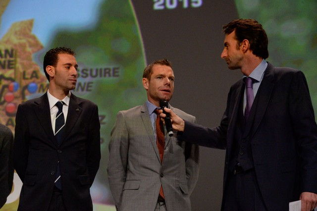 Tour de France 2015 : le parcours officiel dévoilé 93612920141022967234158