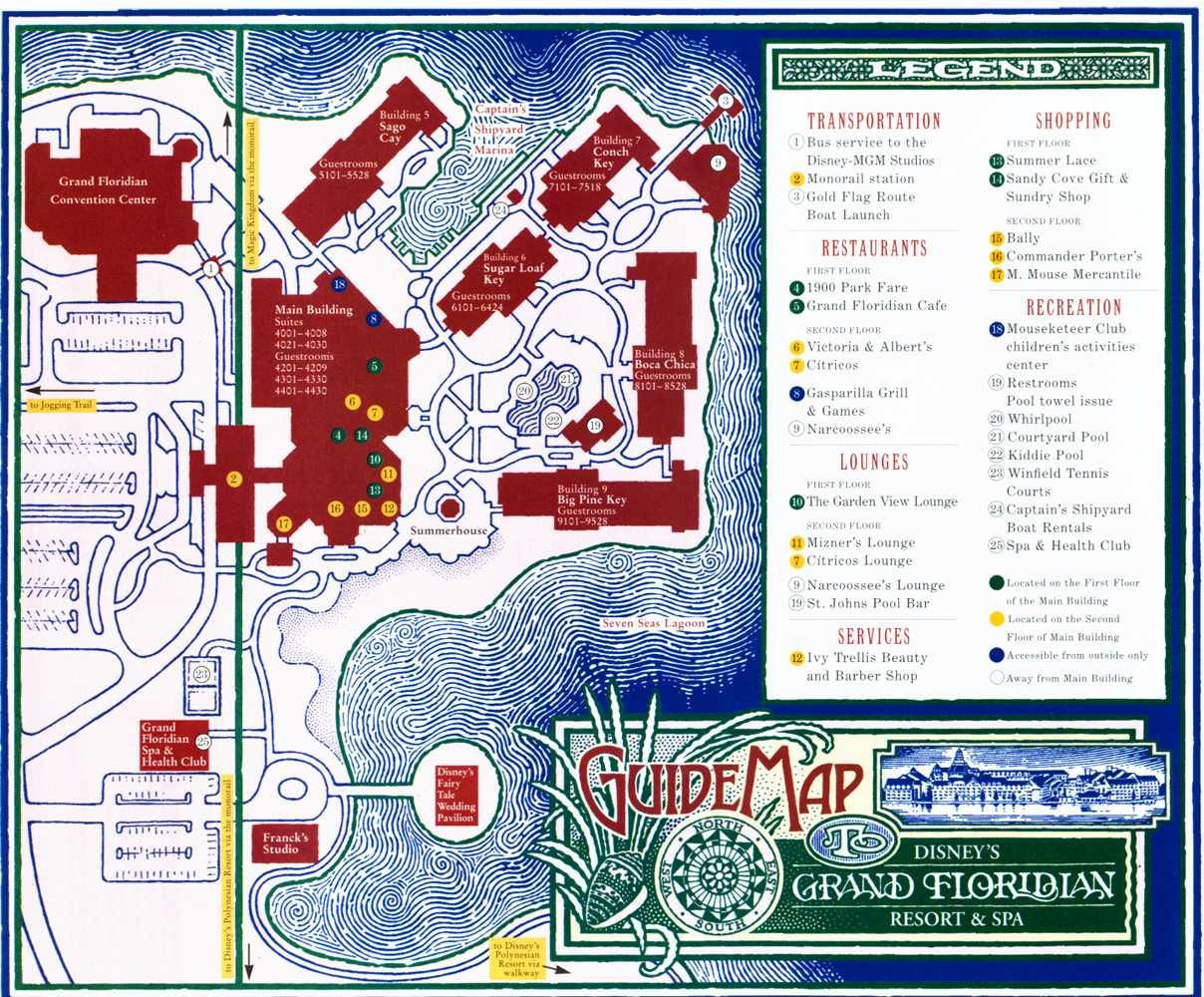 Les hotels de WDW. 936651gfmap