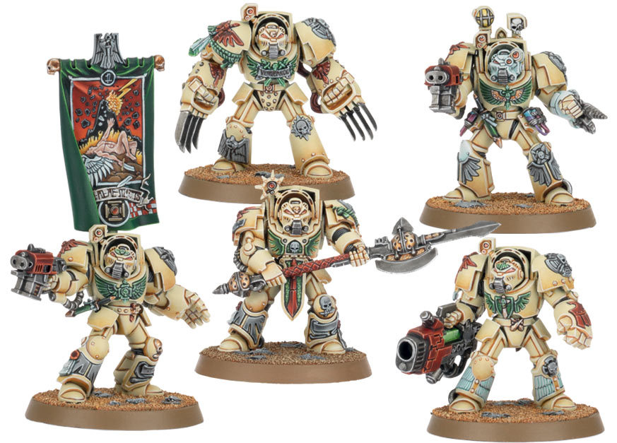 Codex Dark Angels et nouvelles figurines - Page 2 936949DA5