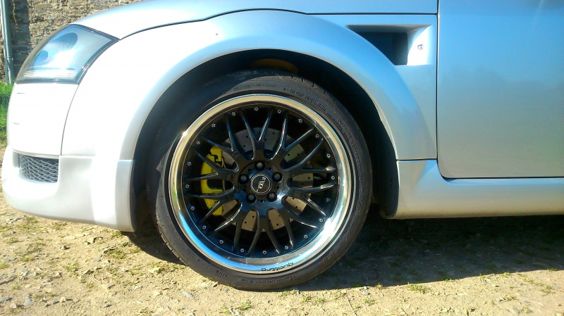 Fast & Furious TT MK1 225CV - Page 2 937382DSC0926