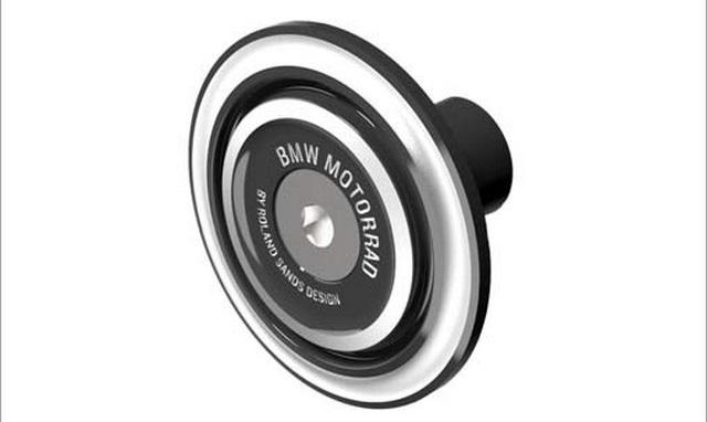 BMW Motorrad : accessoires « Machined » pour les BMW R NineT. 938055recouvrementpalierdecouple