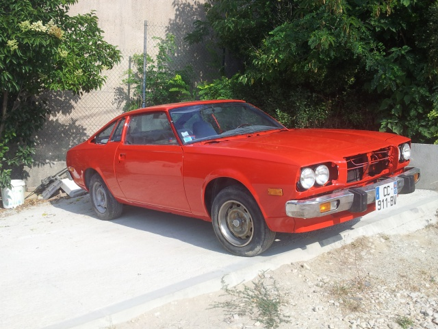 [MAZDA 121] Mazda 121 de Looping - 1978 - Page 2 93810020130714093536