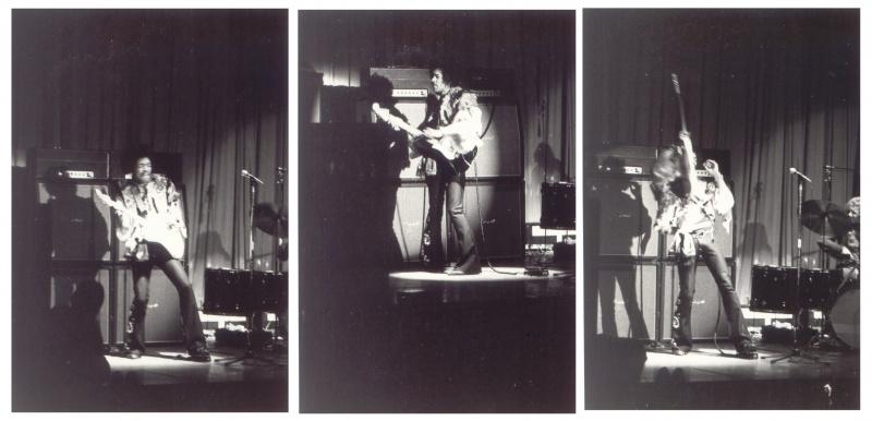 Gothenburg (Lorensbergs Cirkus) : 8 janvier 1969 [Second concert] 938601Image223