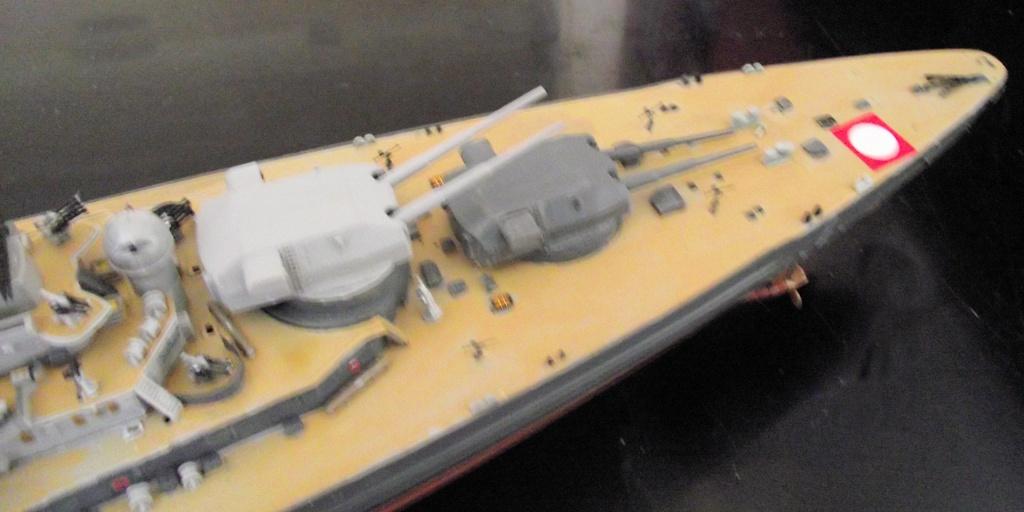 Tirpitz Revell au 1x350 avec PE - Page 2 938738DSCF0340