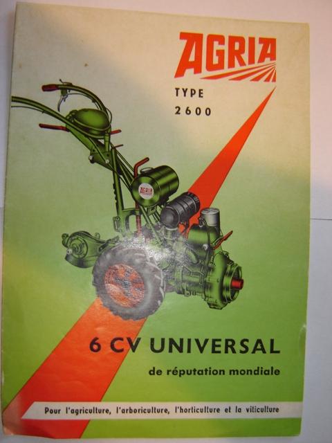 agria - agria 1600 9388421600Prospectus
