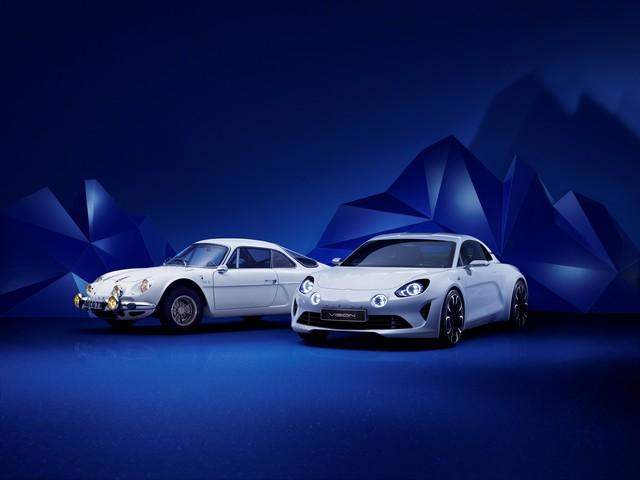 Alpine avec passion à Rétromobile 9391587557116