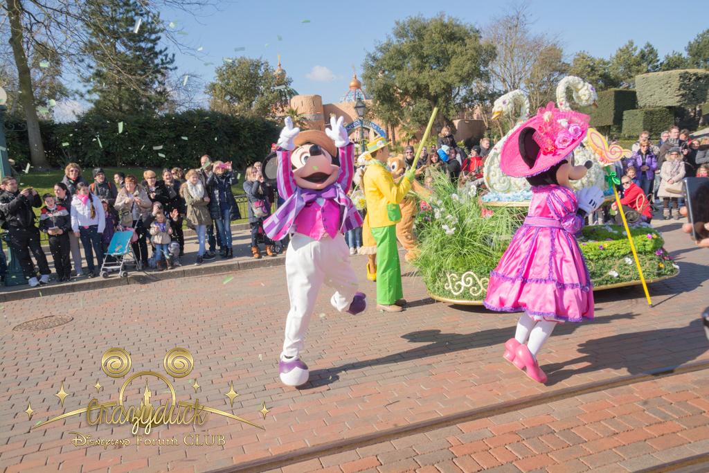 Festival du Printemps du 1er mars au 31 mai 2015 - Disneyland Park  - Page 10 939470dfc5