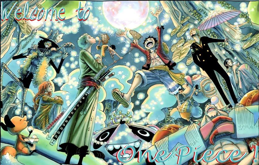 One Piece Shinsekai