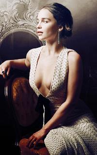 Emilia Clarke avatars 200x320 pixels - Page 3 940920Tara2
