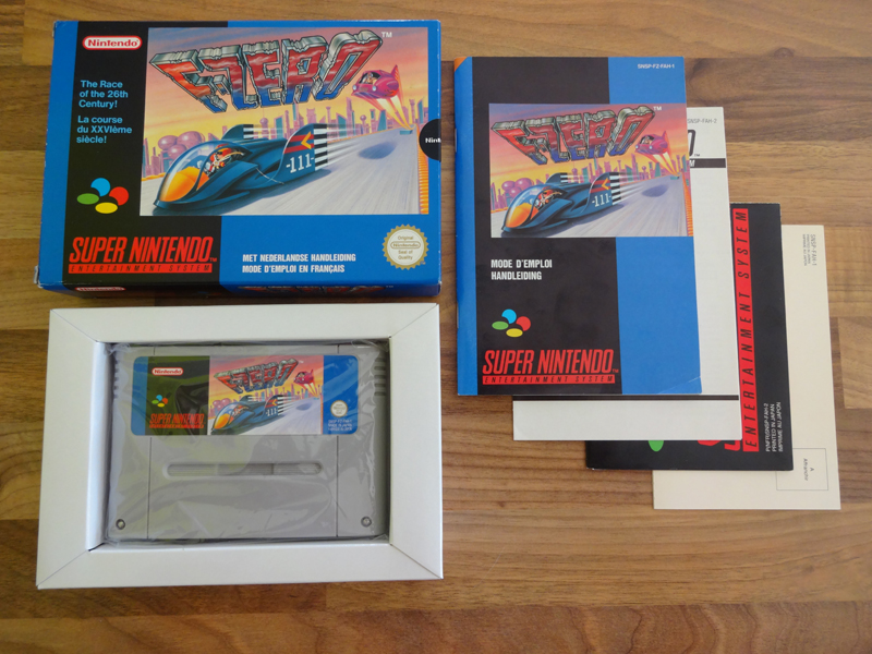 Prupru's Collection ! 100% Super Nintendo et 200% Super Comboy !! - Page 17 940958FZeroFAH1